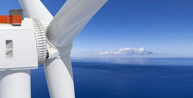 Dogger Bank, world's largest offshore wind farm