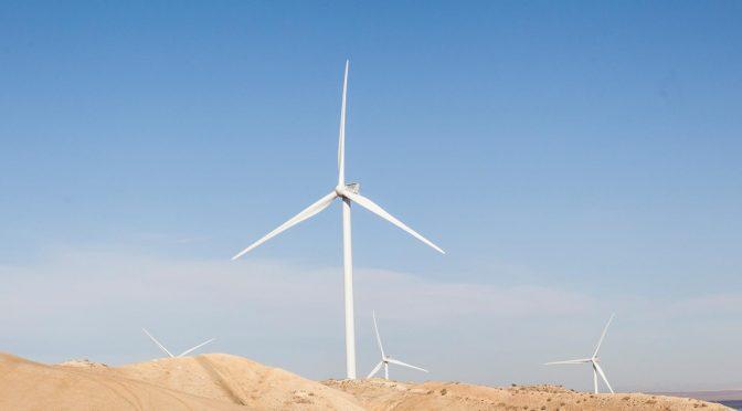 EDP Renewables starts commercial operations at 'Reloj del Sol Wind Farm' in Texas