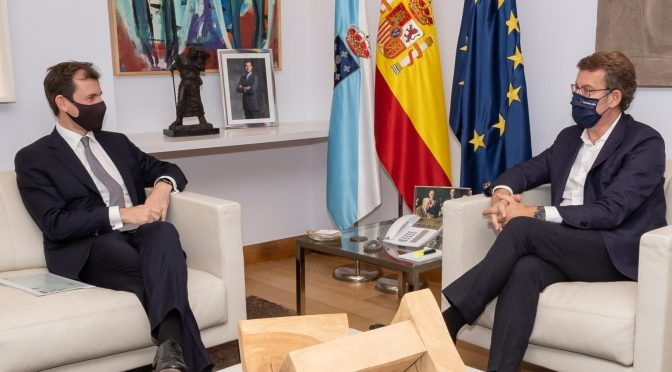 EDP plans to deploy more than 1 billion euros in Galicia over the next decade