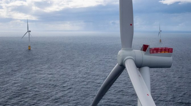 Equinor and Vårgrønn team up for floating wind energy at Utsira Nord