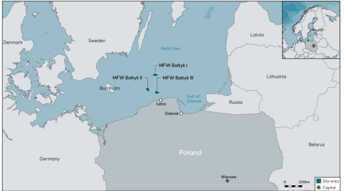 Leba to become location for operations and maintenance base for Polish Baltic Sea offshore wind power projects