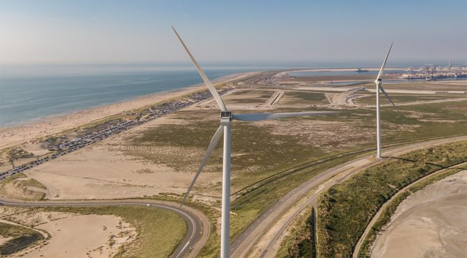 Public Sector Wind Power Purchase Agreements Support Europe's Decarbonization