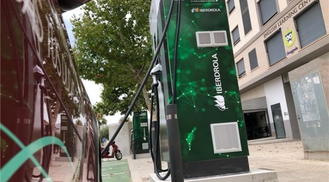 Iberdrola ramps up its investments in electric mobility