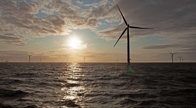 Significant US offshore wind energy capacity awarded