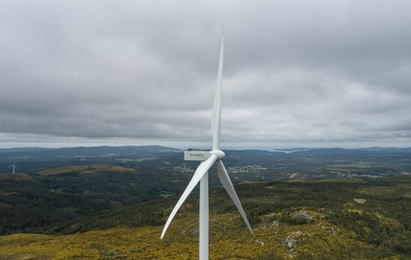 Greenalia completes the construction of the Monte Tourado, Alto da Croa and Croa II wind farms