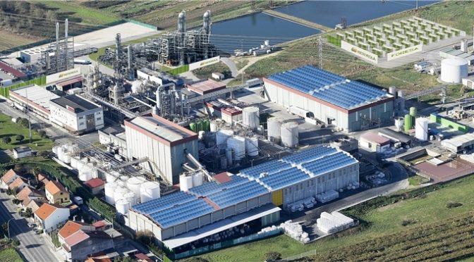 Iberdrola and Foresa plan investments in renewable hydrogen for the production of green methanol in Galicia