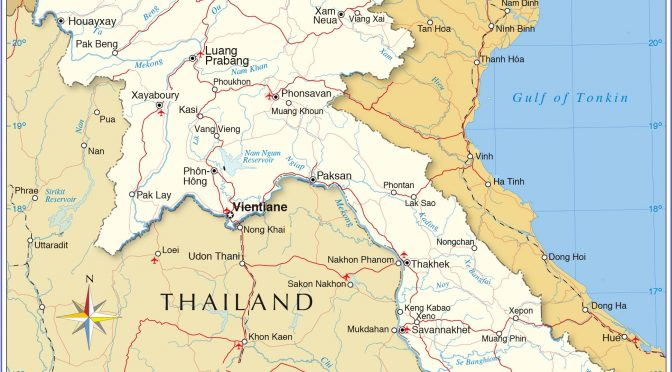Mitsubishi to invest in 600 MW wind power project in Laos