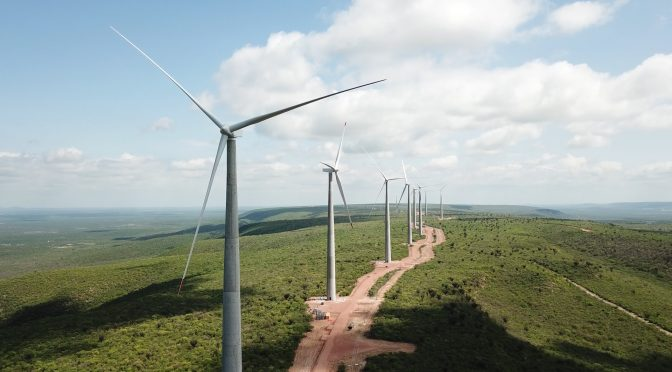 Global Wind Day signals new era for wind energy