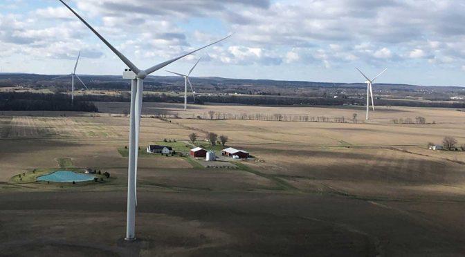 RWE's U.S. Onshore Wind Farm Scioto Ridge in operation