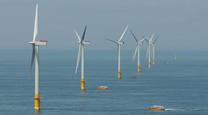 Jan De Nul will build the largest wind power plant