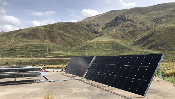 Statkraft tests solar power potential at 4,000 metres above sea level in Peru