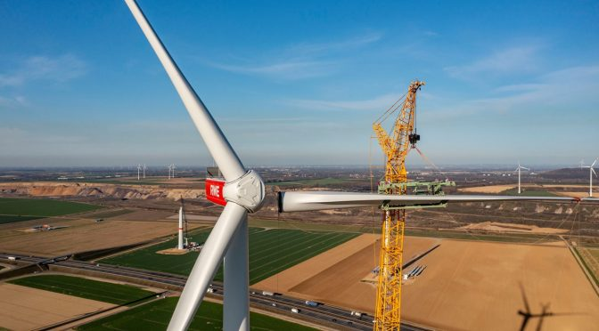 Success for RWE in German onshore wind power auction