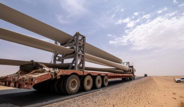 Sudan's first commercial-scale wind energy plant