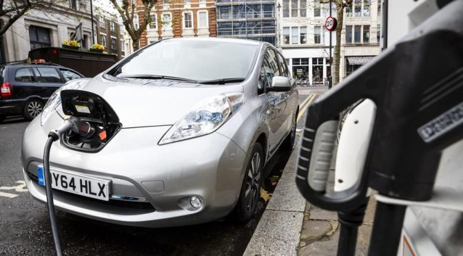 Why Norway Leads In Electric Vehicles