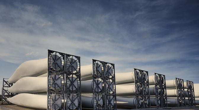 Wind energy industry calls for Europe-wide ban on landfilling turbine blades