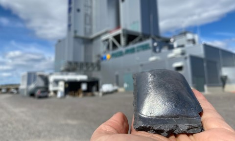 SSAB, LKAB and Vattenfall first in the world with hydrogen-reduced sponge iron