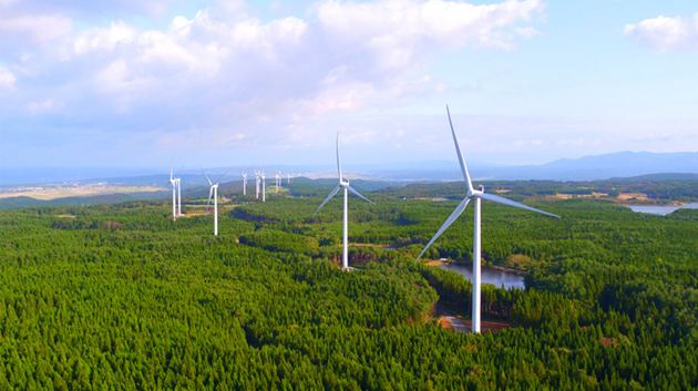 Siemens Gamesa to supply typhoon-proof wind turbines for four wind farms in Japan