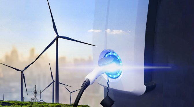 Electrification with wind power will bring Europe to net zero CO2