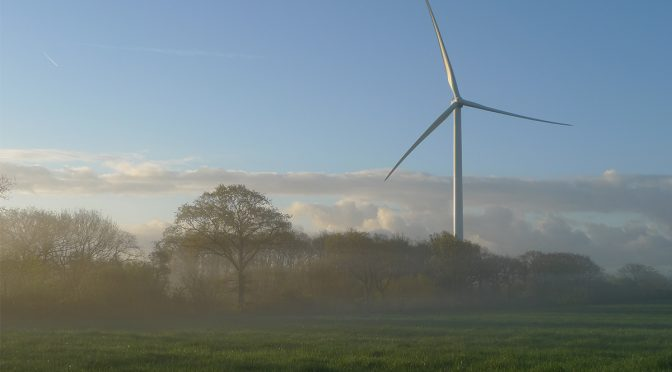 France can lead on delivering the Green Deal by embracing wind power