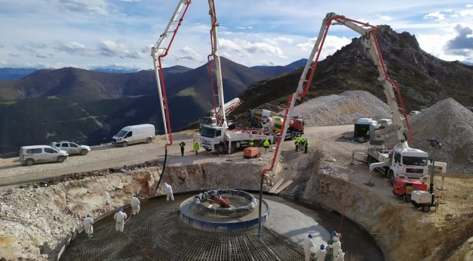 Capital Energy finalizes the processing of its second wind farm in Asturias