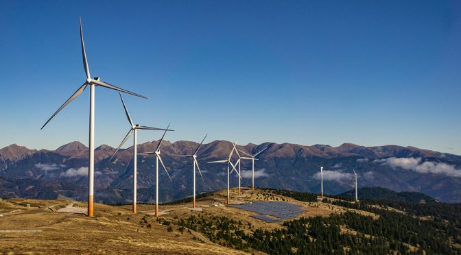 Austria aims to have 100% renewable electricity by 2030