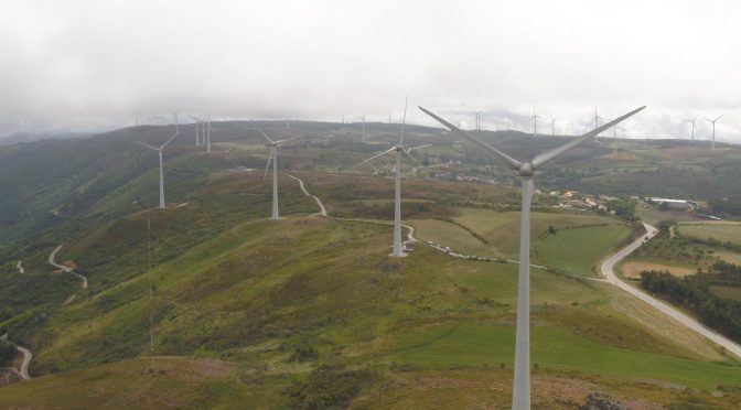 EDP Renewables sells a wind energy portfolio located in Portugal
