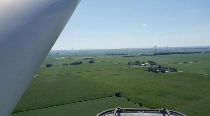 EDPR completes asset rotation deal of a 405 MW wind energy portfolio in the US for an EV (100%) of $0.7bn