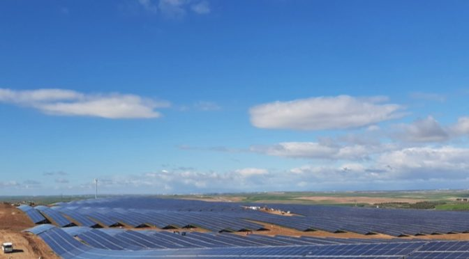 Iberdrola commissions its first photovoltaic plant in Castile-La Mancha