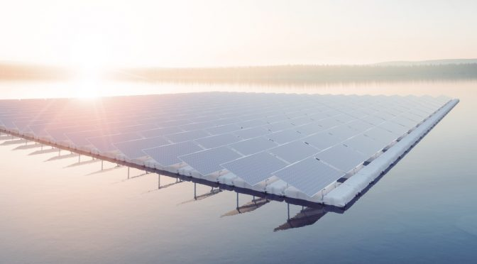 Floating PV: Research project performs long-term tests on different system designs