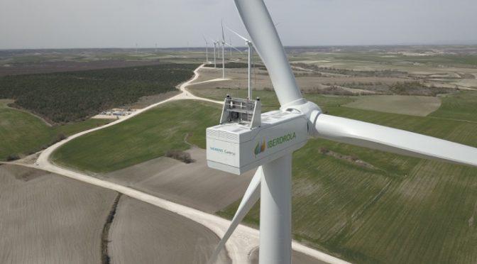 Iberdrola commissions the Herrera II wind energy complex