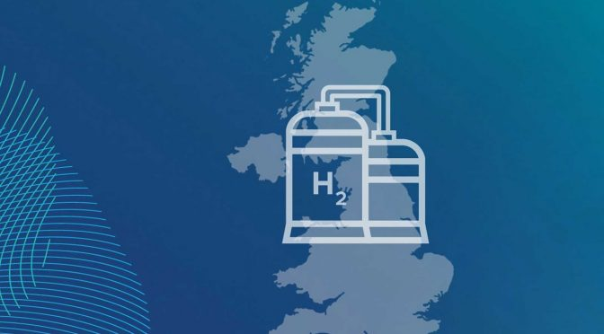 RWE is ready to support the UK's Hydrogen Strategy