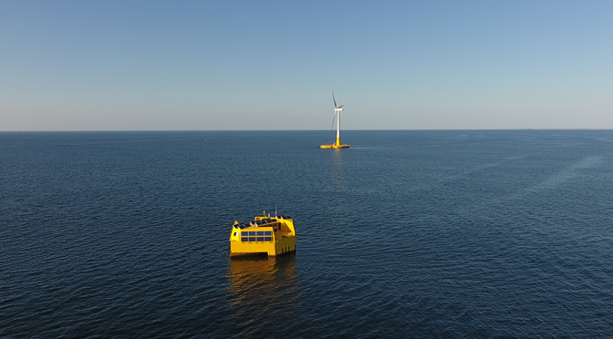 DNV to study safety implications of world-first offshore green hydrogen production facility