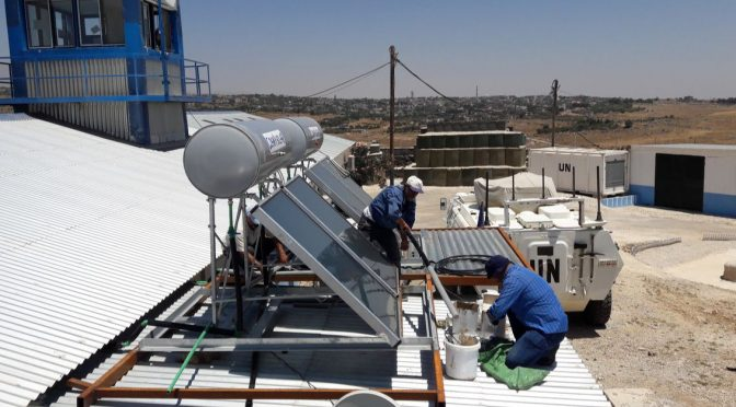 How Solar Water Heaters Industry Benefits the Local Economy