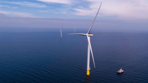 Scandinavia's largest offshore wind farm to be inaugurated on September 6th