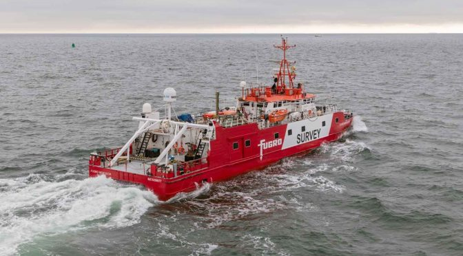 RWE Renewables signs contract for seabed investigations at three major offshore wind power projects