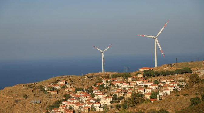Turkey's installed wind energy capacity has reached 10,010 megawatts (MW) as of Aug. 8