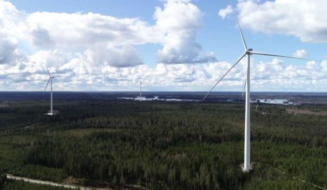 BayWa commissions its largest wind farm in Europe