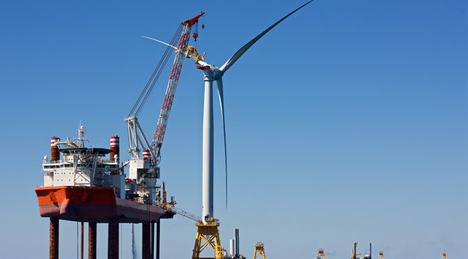 Ensuring the best possible conditions for the Estonia/Latvia hybrid offshore wind farm