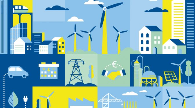 Electric City 2021: Driving Europe's electrification with wind energy