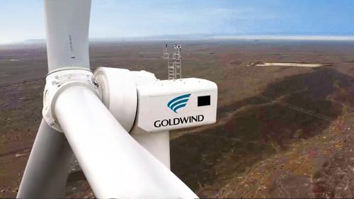 Goldwind wind turbines for wind power in Ukraine