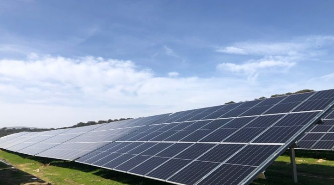 Iberdrola commissions Arañuelo III, the first photovoltaic plant in Spain with a storage battery