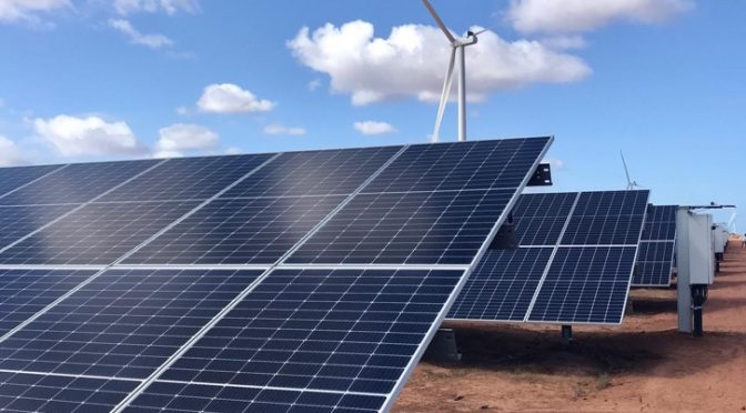 Iberdrola increases its 'green' capacity by 10% to 37,300 MW in the first nine months
