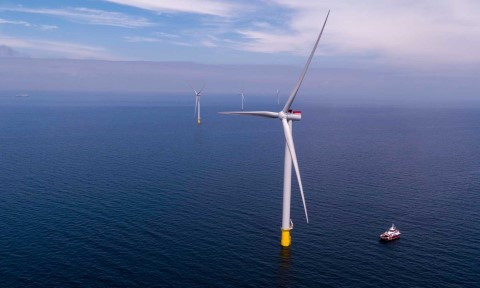 Scandinavia's largest offshore wind farm inaugurated