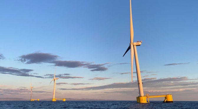 Biden wind farm sale opens path to wind turbines on nearly all coasts