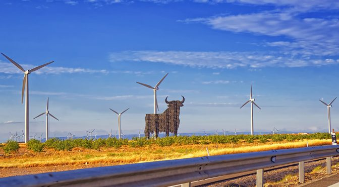 Green ambitions in Spain