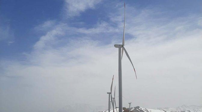 Turkey reaches 10 GW wind energy milestone