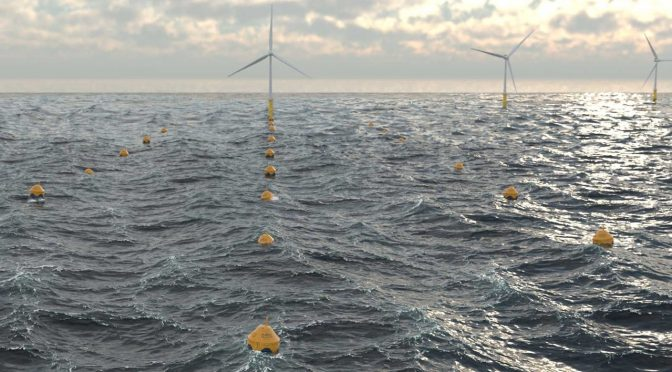 EU-SCORES Project aims to deliver 'world-first' bankable hybrid offshore wind energy
