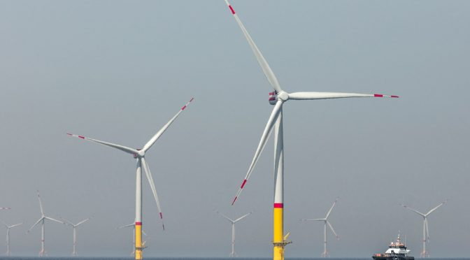 ACP Statement on Department of the Interior Secretary's remarks on BOEM's offshore wind energy leasing strategy at WINDPOWER 2021