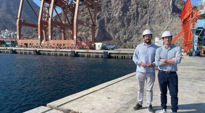 Capital Energy signs its first agreements with shipyards in the Canary Islands to promote offshore wind energy