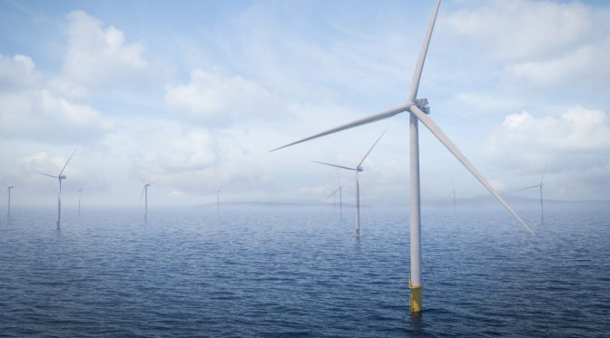 Iberdrola undertakes to invest £6bn in the East Anglia Hub offshore wind energy complex
